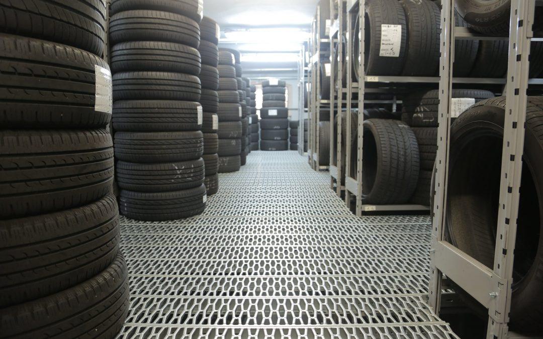 Wanneer zijn autobanden toe aan vervanging?